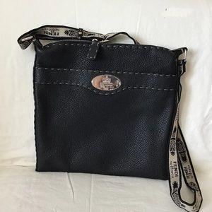 FENDI Seleria Crossbody Bag